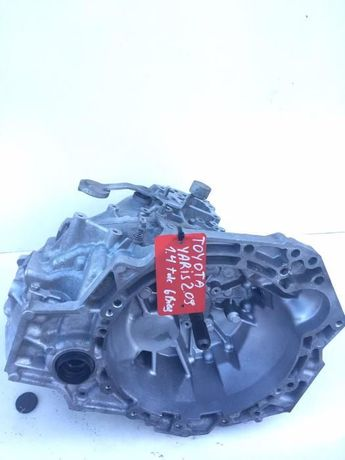Skrzynia biegów Toyota Yaris, Auris 1.4 d4d 2009 r po regeneracji