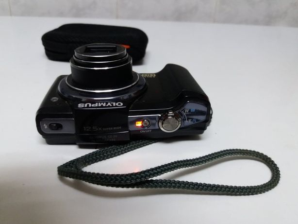 Olympus Digital Camera SZ-20 Full HD 16 mP Zoom 12,5 super wide