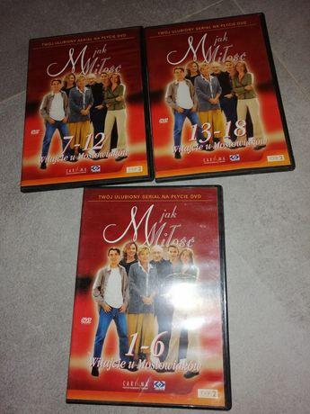 M jak miłość DVD 1-18