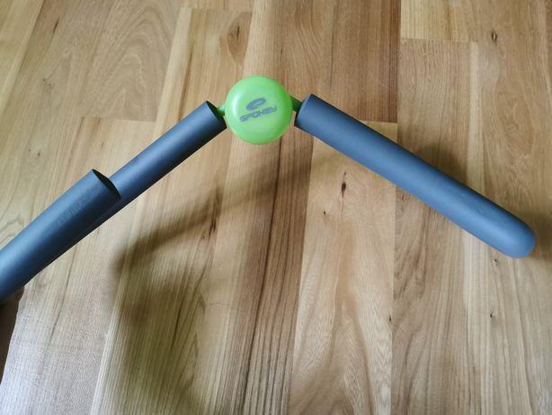 Agrafka do ćwiczeń przyrząd do wzmacniania mięśni nóg i rąk
