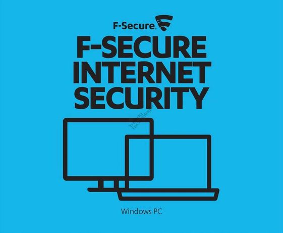 Antywirus F‑Secure Internet Security -1 licencja na 3 komputery na rok
