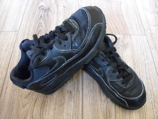 Buty NIKE AIR MAX 31/32 19.7cm buciki sportowe czarne
