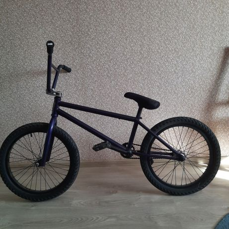 BMX Power Stereo Wire 2012 Purple