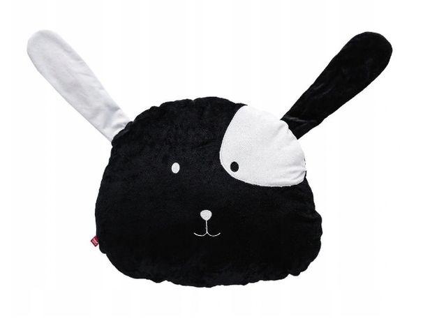 Nowa duża śliczna maskotka poduszka królik 39 cm x 35 cm