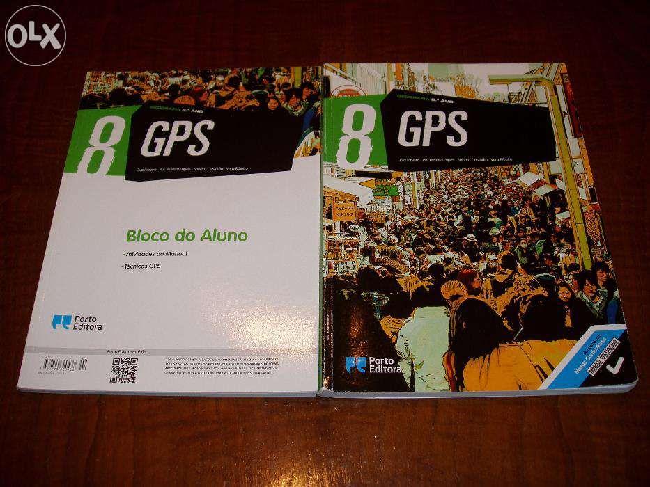 Livros Escolares 8º Ano São Jorge da Beira - imagem 1