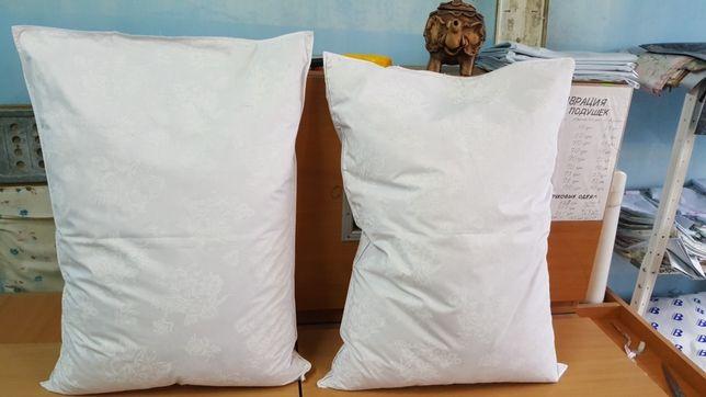 Чистка пера ( реставрация и пошив одеял подушек перин любого размера и
