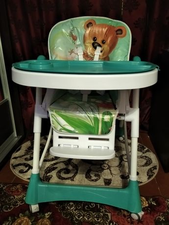 Дитячій стільчик для годування JOY