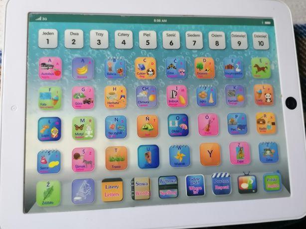 Tablet interaktywny dla dzieci