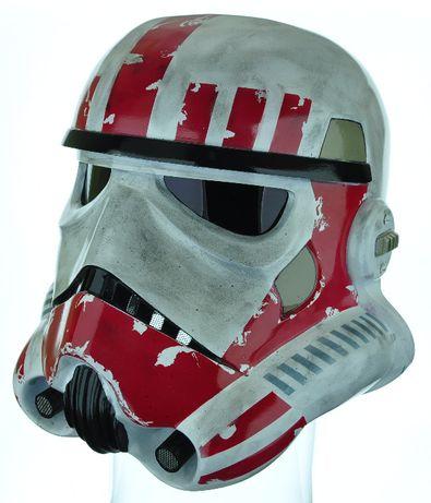 косплей шлем Штурмовик Shock Trooper Helmet , STAR WARS