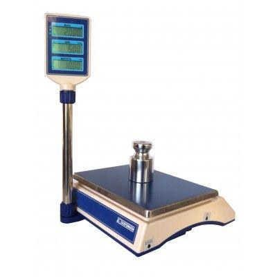 Вага електронна Весы электронные ВТНЕ-30Т2K Винница - изображение 1