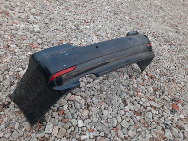 Zderzak tył BMW E60 Black sapphire metalic 475/9 Przed lift