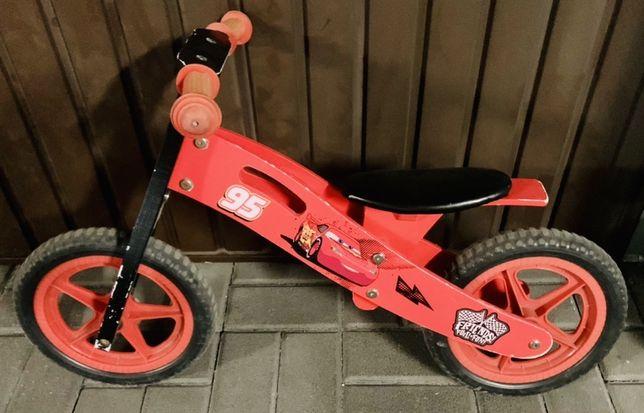 Rowerek biegowy Autka