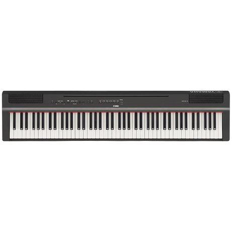 YAMAHA P-125B Pianino Cyfrowe