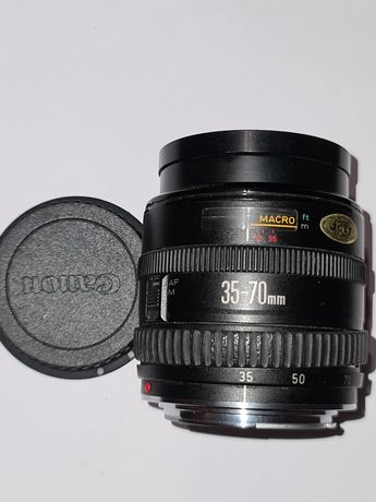 Obiektyw Canon EF 35-70 mm f/3.5-4.5 zablokowany silnik nie ruszą się