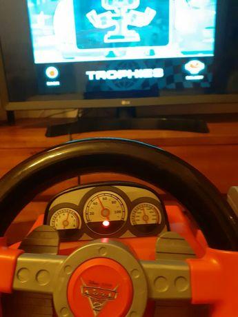 Cosola do filme Carros plug and play. Disney Pixar