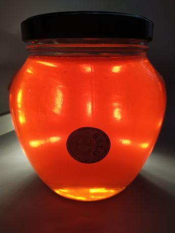 Мёд лесной натуральный 2020