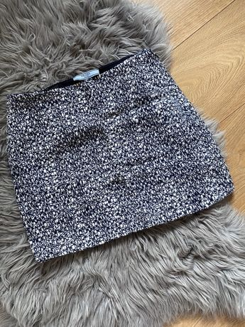 Tweedowa spódnica Prada oryginal
