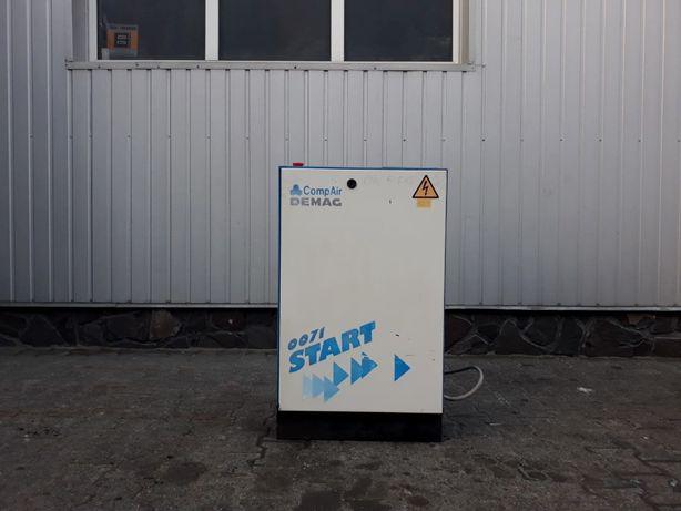 Kompresor sprężarka Demag Start 0071 5,5 kw 660 lm 10 bar