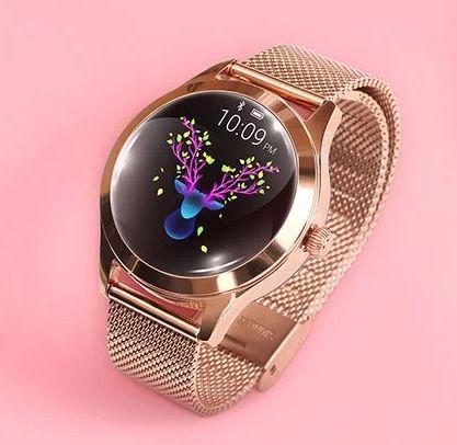Zegarek Smartwatch damski Kw10