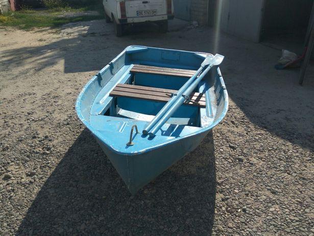 Лодка ёрш дюралевый корпус