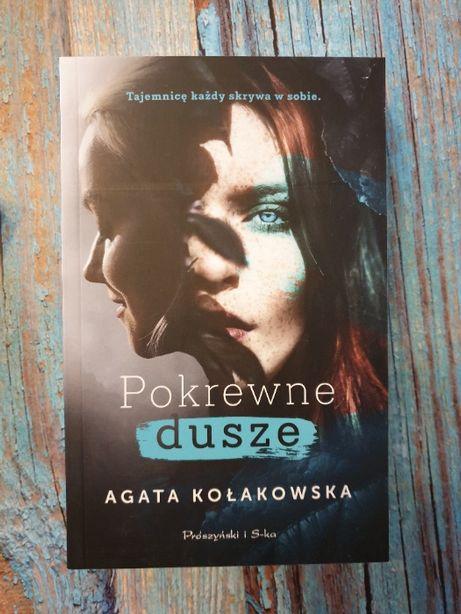 """Pokrewne dusze"", Agata Kołakowska, nowa"