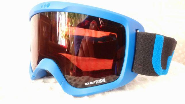 Очки лыжные горнолыжные WEDZE DECATHLON
