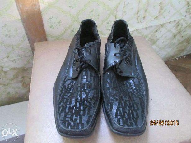 Туфли кожа 37р.