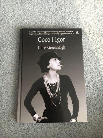 Coco i Igor Chris Greenhalgh nowa
