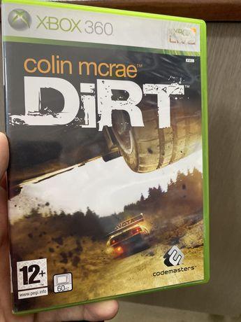 Colin Mcrae Dirt / xbox 360