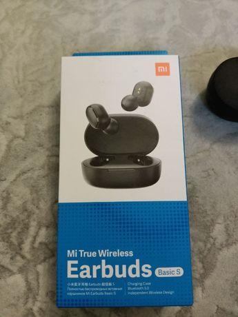 Наушники Mi True Wireless Earbuds Basic S (Redmi AirDots Global) Black