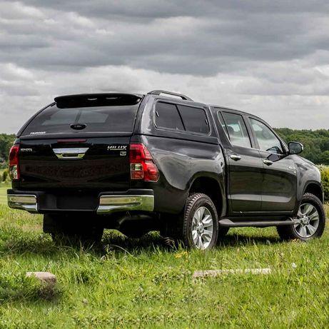 Toyota Hilux 2018 zabudowa hardtop TRUCKMAN!