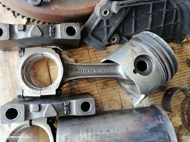 Bielas do motor isuzu Opel Campo 4JA1 Isuzu