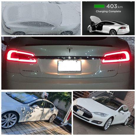 Tesla Model S P85+ Спорт / Без ДТП / батарея 2015 р./ MCU/IC 2018