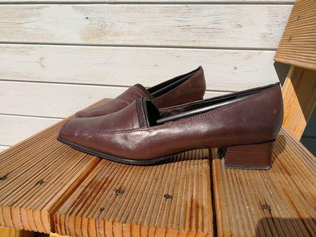Buty wsuwane Ecco, wkładka 28cm