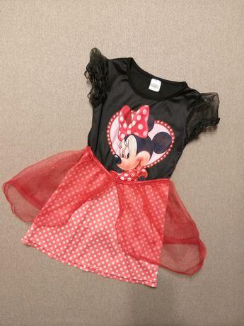 Платье, туника с Микки Минни Маус 3Т на рост 88 - 98см 2- 3 года