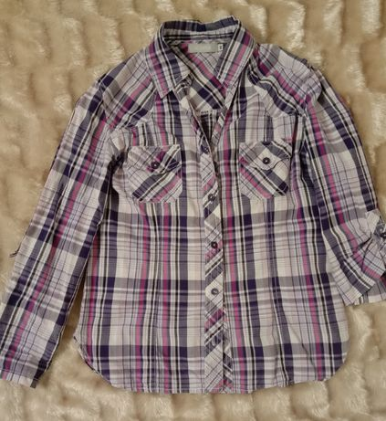 Рубашка з рукавом три чверті