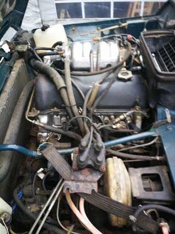Lada 4x4 Niva silnik