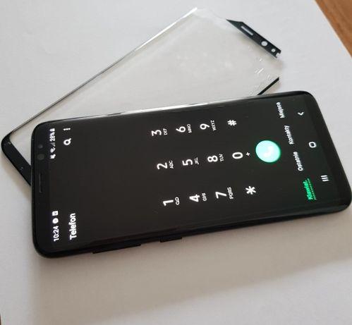 Szybka Samsung S8 plus S8+ wymiana szybki gratis