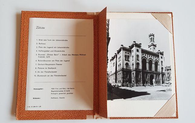 Zittau-Żytawa ( Saksonia, Niemcy)  Album 10zdjęć+opis