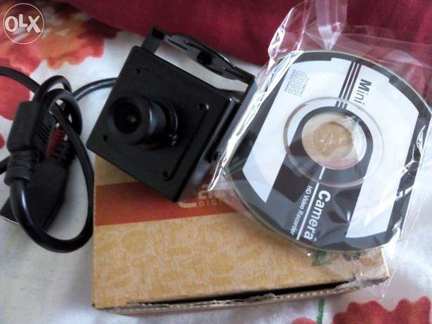 Mini cameras de vigilancia IP novas