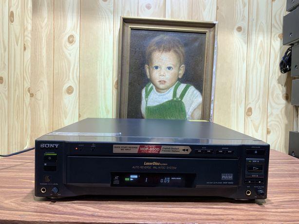 Топ!CD CDV LD Плеєр Sony MDP 850 D б/у Проигрыватель лазер дисков!