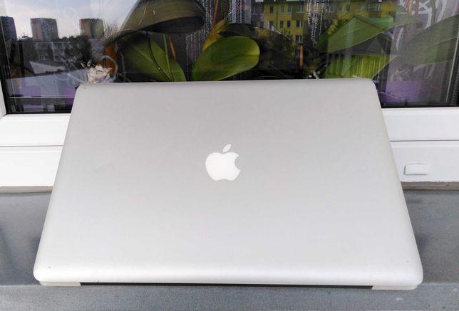 Laptop MACBOOK PRO A1278 Intel® Core™i5/SZYBKI DYSK SSD/15 Cali/Szkoła