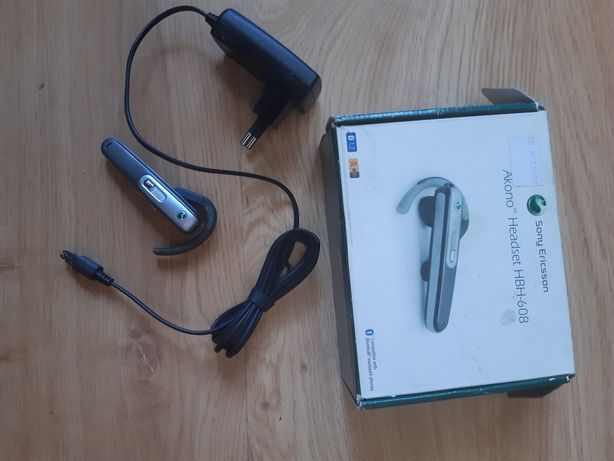 Zestaw słuchawkowy Sony Ericsson