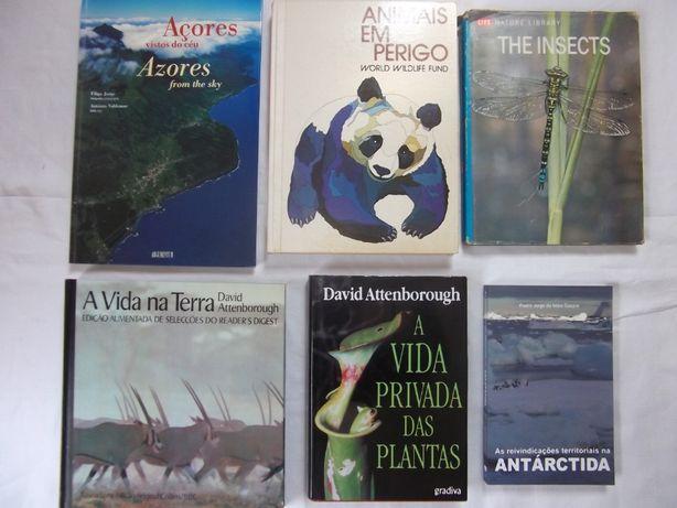 Livros LINDOS: Açores, Animais e Natureza