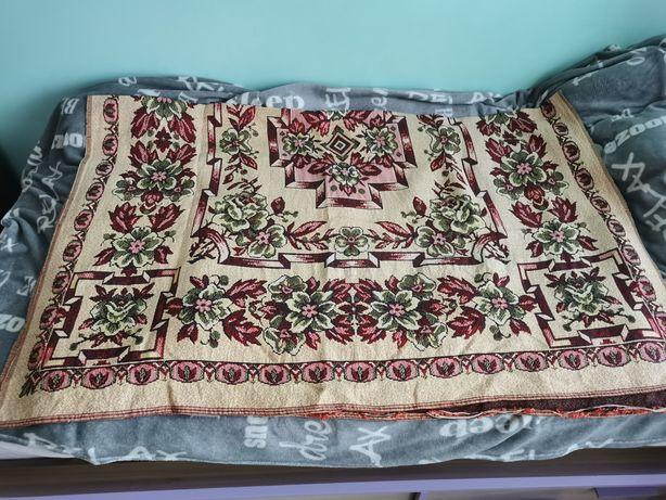 Narzuta na łóżko vintage