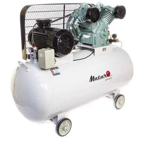 Компрессор повітряний  Matari M1100F75-3 7,5кВт,бак 500л, 1700л/хв