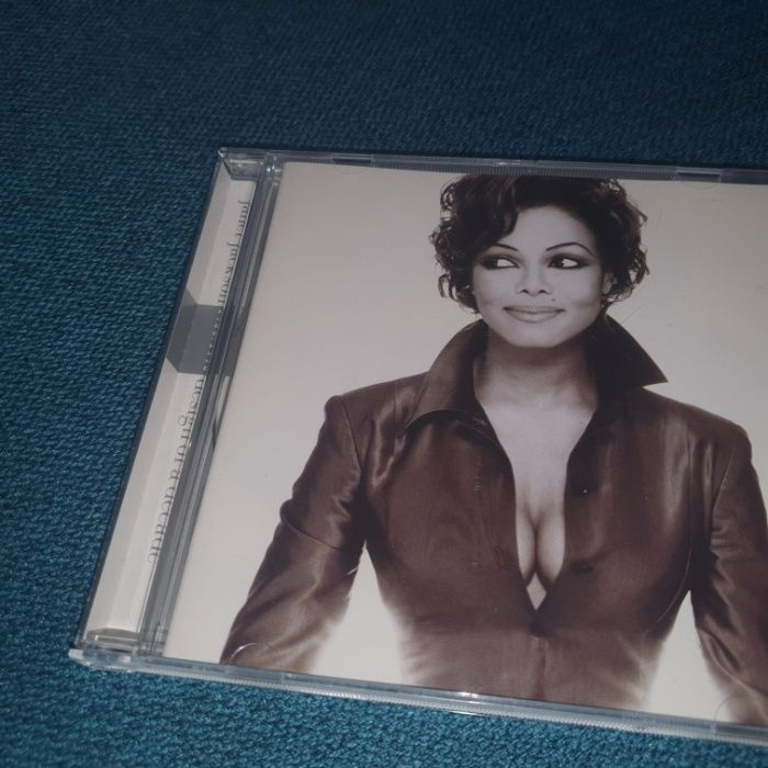 Janet Jackson - Design of a decade Greatest hits płyta cd Warszawa - image 1