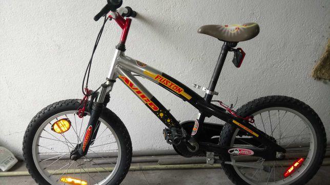 Nowy dziecięcy rower koła 18