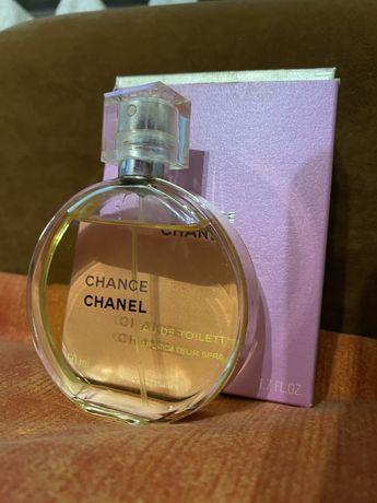 Классика Шанель Шанс Chanel Chance eau de toilette edt 50мл оригинал