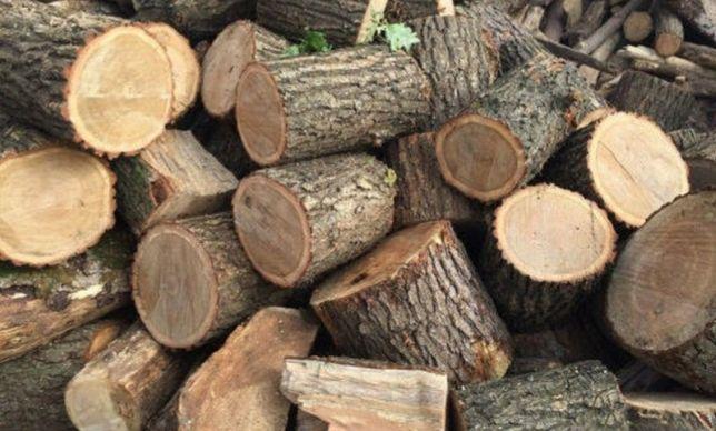 Продам дрова, дуб, колотые.